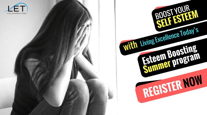 summer program for esteem boosting